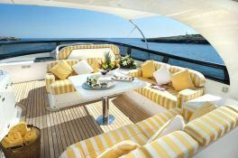 Cento by Excalibur  Maiora Yacht 26M Interior 1