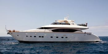 Cento by Excalibur  Maiora Yacht 26M Exterior 1