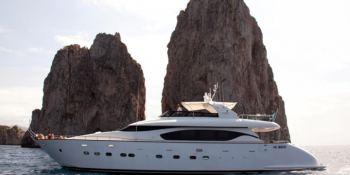 Cento by Excalibur  Maiora Yacht 26M Exterior 2