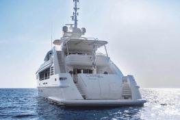 Oasis (ex Axioma) ISA Yacht 47M Exterior 3
