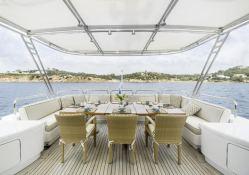 Oasis (ex Axioma) ISA Yacht 47M Exterior 5