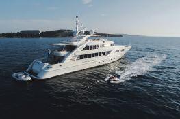 Oasis (ex Axioma) ISA Yacht 47M Exterior 1