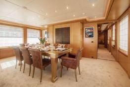 Oasis (ex Axioma) ISA Yacht 47M Interior 3