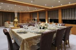 Oasis (ex Axioma) ISA Yacht 47M Interior 5
