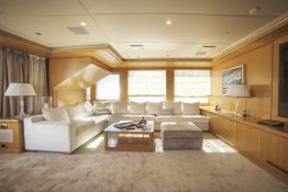 Oasis (ex Axioma) ISA Yacht 47M Interior 10