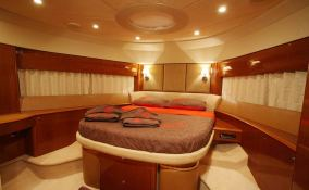 Sorana (Princess Yacht 67') Interior 9