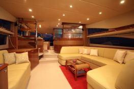 Sorana (Princess Yacht 67') Interior 10