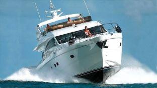 Sorana (Princess Yacht 67') Interior 5
