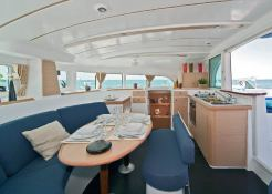 Lagoon 380 Lagoon Catamaran Interior 3
