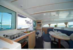 Lagoon 380 Lagoon Catamaran Interior 1