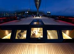 Angels Share (ex Dream) Wally Yacht 130' Interior 1