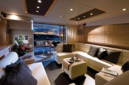 Manhattan 63' Sunseeker Interior 1