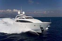 Firouzeh ISA Yacht 36M Exterior 1