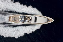 Firouzeh  ISA Yacht 36M Exterior 3