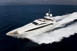 Firouzeh ISA Yacht 36M Exterior 2