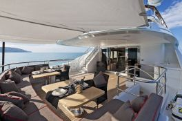 Firouzeh ISA Yacht 36M Exterior 4