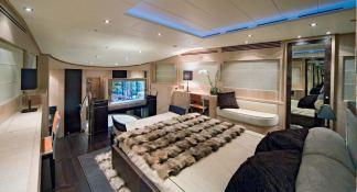 Firouzeh ISA Yacht 36M Interior 3