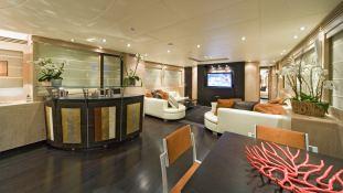 Firouzeh ISA Yacht 36M Interior 1