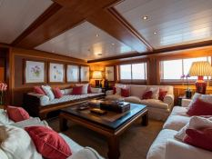 Bleu de Nimes  Clelands Yacht 237 Interior 9