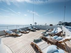 Bleu de Nimes  Clelands Yacht 237 Interior 14