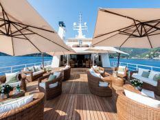 Bleu de Nimes  Clelands Yacht 237 Interior 24