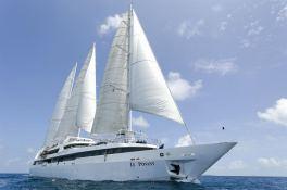 Le Ponant  SFCN Yacht 88m Exterior 1