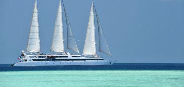 Le Ponant  SFCN Yacht 88m Exterior 3