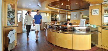 Le Ponant  SFCN Yacht 88m Interior 1