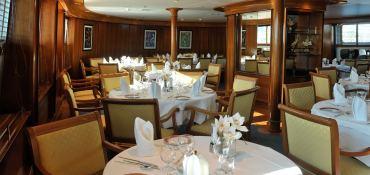 Le Ponant  SFCN Yacht 88m Interior 4