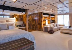 Moecca Oceanfast Yacht 150' Interior 3