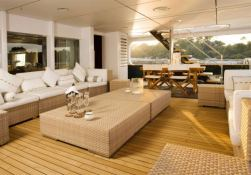 Moecca Oceanfast Yacht 150' Interior 1