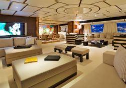 Moecca  Oceanfast Yacht 150' Interior 2