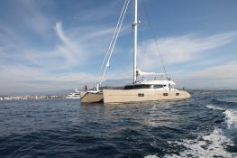 Black Swan (ex Rafoly) Blubay Catamaran 92 Exterior 1