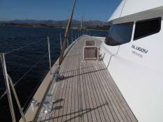 Black Swan (ex Rafoly) Blubay Catamaran 92 Exterior 3