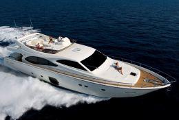 Sea Stream  Ferretti Yacht 76 Exterior 1