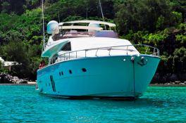 Sea Stream  Ferretti Yacht 76 Exterior 2