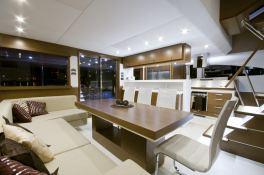 Damrak Sunreef Catamaran Power 70' Interior 1