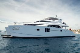Power 70' Sunreef Catamaran Exterior 2