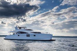 Clouds  Sunreef Catamaran Power 70' Exterior 1