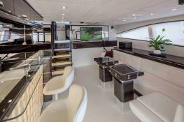 Power 70' Sunreef Catamaran Interior 3