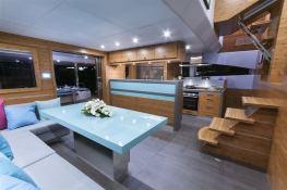 SKYLARK  Sunreef Catamaran Power 70' Interior 5