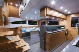 SKYLARK  Sunreef Catamaran Power 70' Interior 10