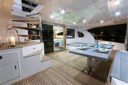 SKYLARK  Sunreef Catamaran Power 70' Interior 12