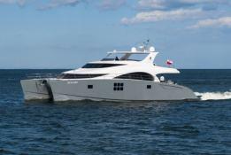 SKYLARK  Sunreef Catamaran Power 70' Exterior 2