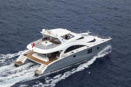 SKYLARK  Sunreef Catamaran Power 70' Exterior 3