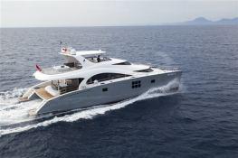 SKYLARK  Sunreef Catamaran Power 70' Exterior 1