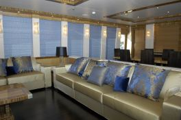 Hokulani  Palmer Johnson Yacht 150' Interior 2