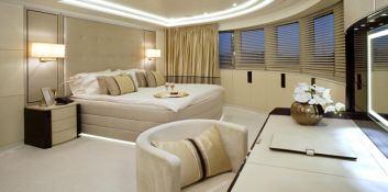 Roma Viareggio Yacht 62M Interior 7