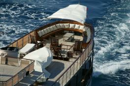 Over The Rainbow  Dickie  Yacht 35M Exterior 3
