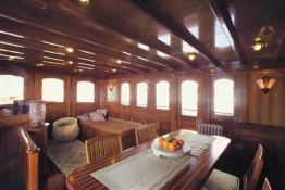 Over The Rainbow Dickie Yacht 35M Interior 1